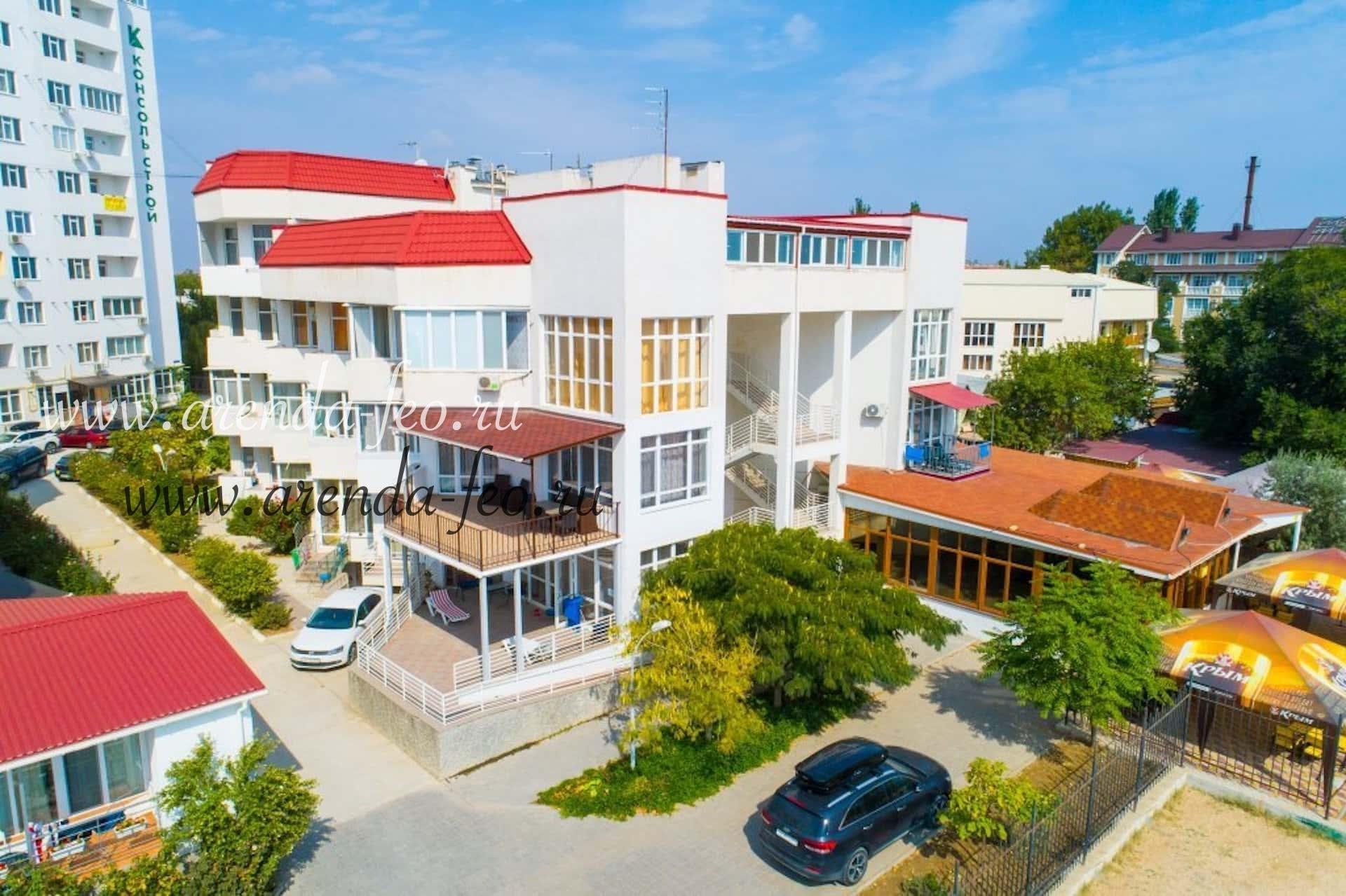 черноморская набережная феодосия жилье фото честь заказать кухню